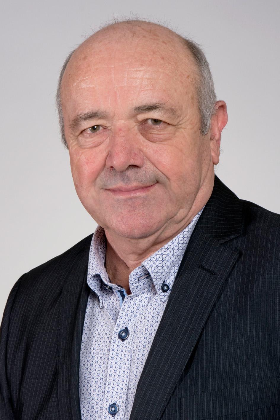 Serge Ourliac maire de Saint-Papoul