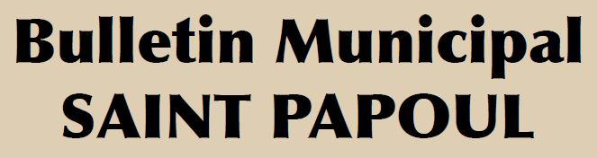 Texte bulletin municipal